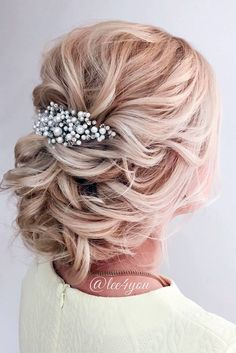 Amazing Updo Hairstyles for Every Special Wedding Moment ★ See more: http://lovehairstyles.com/updo-hairstyles-bridesmaids/