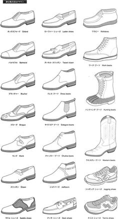Drawing Tips Shoes Fashion Design Drawings, Fashion Sketches, Drawing Poses, Drawing Tips, Art Reference Poses, Drawing Reference, Kleidung Design, Shoe Sketches, Fashion Vocabulary