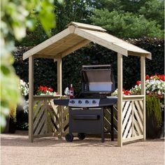 Other Structures & Shade Garden Bar Shelter Made To Measure Free Fitting