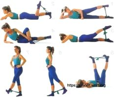 Fitness Motivation Workout Strength Training 31 Ideas For 2019 Fitness Workouts, Fitness Motivation, At Home Workouts, Band Workouts, Exercise Bands, Fitness Sport, Inner Leg Workouts, Fitness Legs, Workouts Hiit