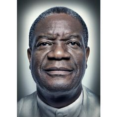 """107 Likes, 1 Comments - The People's Portfolio (@peoplesportfolio) on Instagram: """"A note from our founder, Platon. """"This is Dr. Mukwege, he is a world renowned gynecological…"""""""
