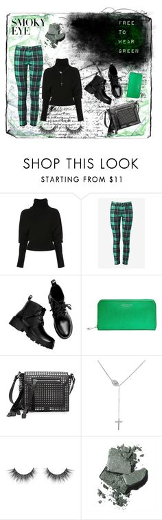 """FREE TO WEAR GREEN"" by madtrr on Polyvore featuring moda, Creatures of the Wind, French Connection, Aspinal of London, McQ by Alexander McQueen e Bobbi Brown Cosmetics"
