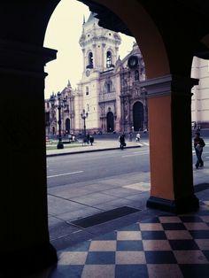 Catedral de Lima/ Plaza de Armas