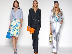 The Polo by Ralph Lauren spring 2016 fashion show managed to revive that fresh spring atmosphere for a while unveiling an array of eye-pleasing bright ...