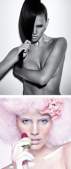 Beauty Photography by David Benoliel | Inspiration Grid | Design Inspiration