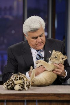 Jay Leno ~ I will miss him :-(