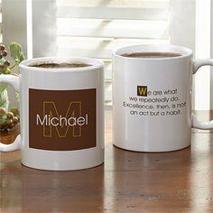 35 Quotes Personalized Coffee Mug- 11 oz.