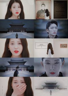[Scarlet Heart Ryeo] This ending made me feel empty inside.  I need more. But it is still beautiful.