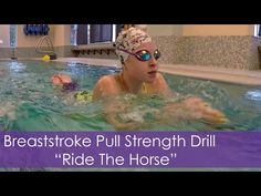 Today's video is a drill to help you with your pull strength in breaststroke by sitting on a kickboard! :) ~~~~ Please suppor. Swimming Games, Swimming Drills, Swimming Classes, Swimming Tips, Baby Swimming, Pool Workout, Bike Workouts, Swimming Workouts, Cycling Workout