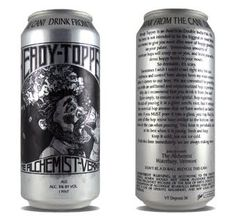 Alchemist Heady Topper IPA - 1 of my top 5 IPAs on the planet! Slushies, Scotch Whiskey, Ipa, Alchemist, Craft Beer, Brewing, Vermont, Food And Drink, United States