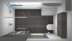 Grote Badkamer Ideeen : Badkamer zolder ontzagwekkende nlfunvit grote badkamer ideeen