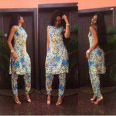 Best latest african fashion look 1355830238 African Fashion Ankara, African Inspired Fashion, Latest African Fashion Dresses, African Print Dresses, African Print Fashion, Africa Fashion, African Dress, African Attire, African Wear