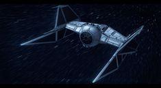 Star Wars Prototype TIE Fighter Commission by AdamKop.deviantart.com on @DeviantArt