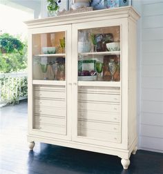 Paula Deen Home The Bag Lady's Cabinet by Paula Deen by Universal