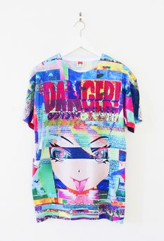 DANGERGIRL T-Shirt – OMOCAT