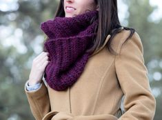 How To Crochet A Cowl – Mama In A Stitch Crochet Scarf Easy, All Free Crochet, Crochet Scarves, Single Crochet, Crocheted Scarf, Scarf Knit, Ribbed Crochet, Crochet Ball, Crochet Cowls