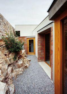una casa que respeta y renueva la tradicin artesanal