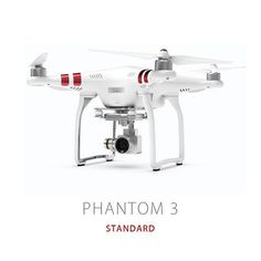 Phantom 3 Series Drone With 2.7K-4K HD Camera Gimbal RC Helicopter