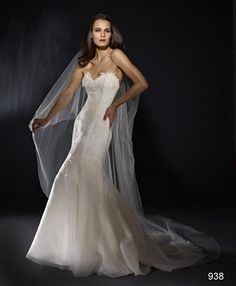 Kleinfield - Marisa 938 Wedding Dress currently on sale on PreOwned for $1,500!!   Listed as $2,500-$3,000
