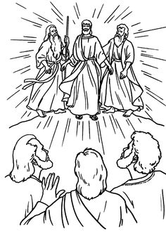 1000+ images about Transfiguration on Pinterest ...
