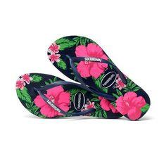 Havaianas Slim Floral | Havaianas® site officiel