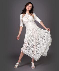 Gelen crochet dress   Lecrochet Art