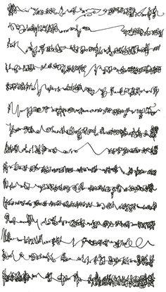 Mirtha Dermishache - Asemic Writing (400×702)
