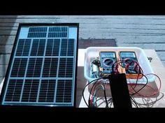 Guía paso a paso para la construcción de un panel solar fotovoltaico