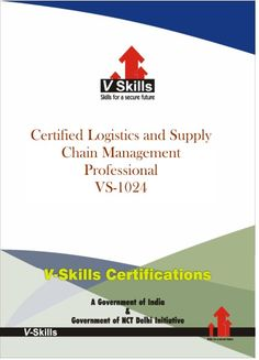 Vskills offering certification in Logistics & Supply Chain Management, for more details on the certification you can check the link below:  http://www.vskills.in/certification/Certified-Logistics-and-Supply-Chain-Professional