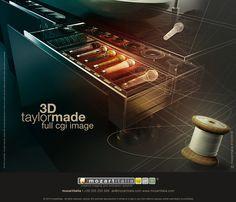 mozartitalia.com 3D taylor Made - full cgi image