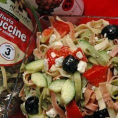 Greek Fiesta Pasta Salad