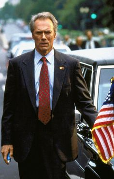 In The Line Of Fire. Clint Eastwood...Ranked #4 on Cinchzula's List of Golden12 Best Clint Eastwood/Actor Movies.