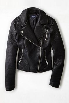 Every woman should own a versatile leather jackets — and these faux options are easy on the wardrobe AND the wallet