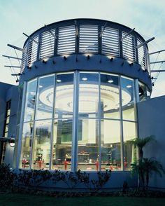 Sub Zero showroom: exterior