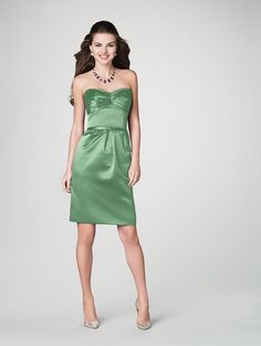 Alfred Angelo's Style 7200 in clover