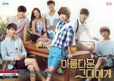 To The Beautiful You (Choi Minho, Sulli and Lee Hyun Woo) To The Beatiful You, Beautiful You Korean Drama, Choi Min Ho, Lee Min Ho, Kdrama, Best Dramas, Korean Dramas, Sulli Choi, Moorim School