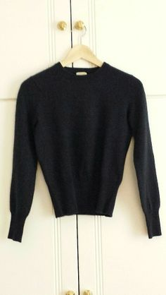 ZARA Cashmere Sweater via kalfamak. Click on the image to see more!