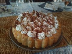 Eid Sweets, Mousse, Charlotte Cake, Cheesecake, Desserts With Biscuits, French Pastries, Summer Desserts, Desert Recipes, Nutella