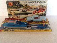 Corgi Toys The Riviera Gift Set