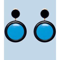 Prada Earrings ($230) ❤ liked on Polyvore