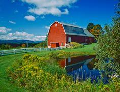 Vermont Barn via Google Image Result for http://www.tspeckinsurance.com/blog/wp-content/uploads/Fall-Foliage-Barn-Photo_Purchased.jpg