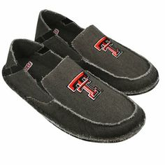 Texas Tech Red Raiders Cazulle Slide-On Shoe