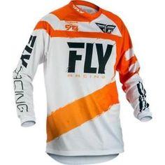 Orange//Gray Troy Lee Designs GP Flexion Mens Motocross//Dirt Bike Motorcycle Jersey