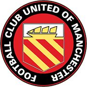 FC United of Manchester of England crest.