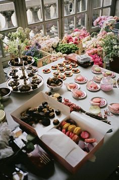 Pâtisseries by Ladurée for the film 'Marie Antoinette' by  director Sofia Coppola
