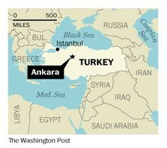 Istanbul who? It's all about ANKARA - Turkey -