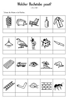 Laute: Anlaut 05 (Anlaut zu Bild) Teaching Kids, Kids Learning, Hand Outline, Bulgarian Language, Preschool Worksheets, Dyslexia, English Words, Kids Education, Pre School