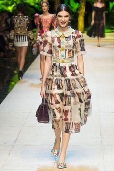 Tropiko Italiano: новая шикарная весенне-летняя коллекция от Dolce & Gabbana 2017 - Ярмарка Мастеров - ручная работа, handmade