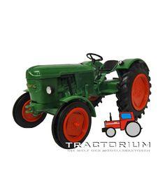 MH Modelle Deutz D40 Traktor 1/32