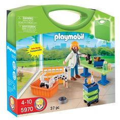 Playmobil Veterinarian Playset - 5970 *** This is an Amazon Affiliate link. Learn more by visiting the image link.